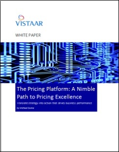 The Pricing Platform: A Nimble Path to Pricing Excellence